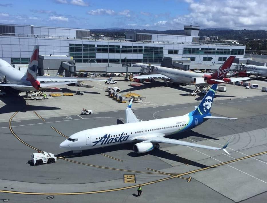 Alaska Airlines gehört zu den unabhängigen Executive Club Partner Airlines