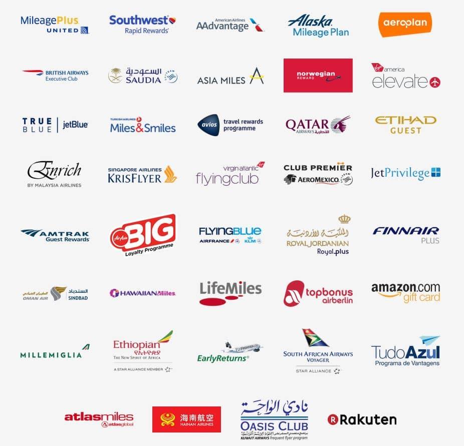 Rocketmiles Partner [Quelle: rocketmiles.com]