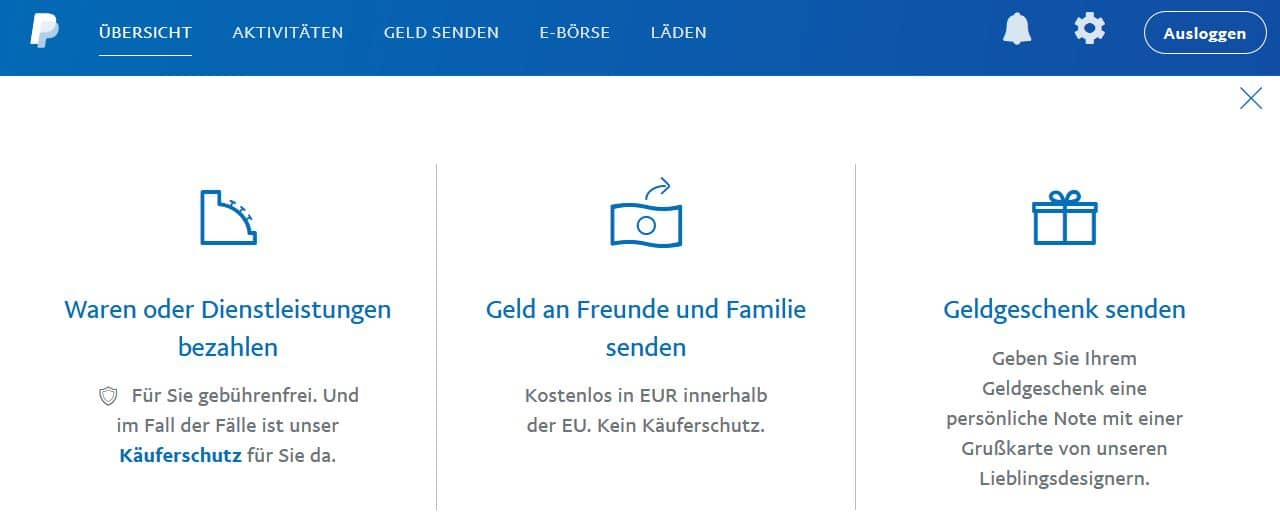 Paypal Geld An Freunde ZurГјckbuchen