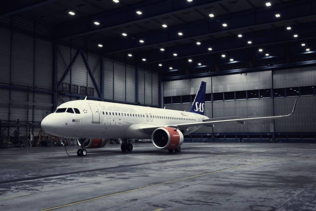 SAS A320 © SAS