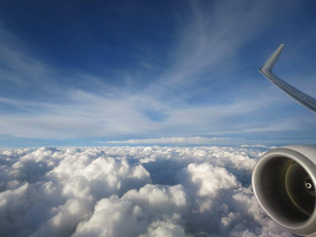 Meilen sammelt man nicht nur in der Luft
