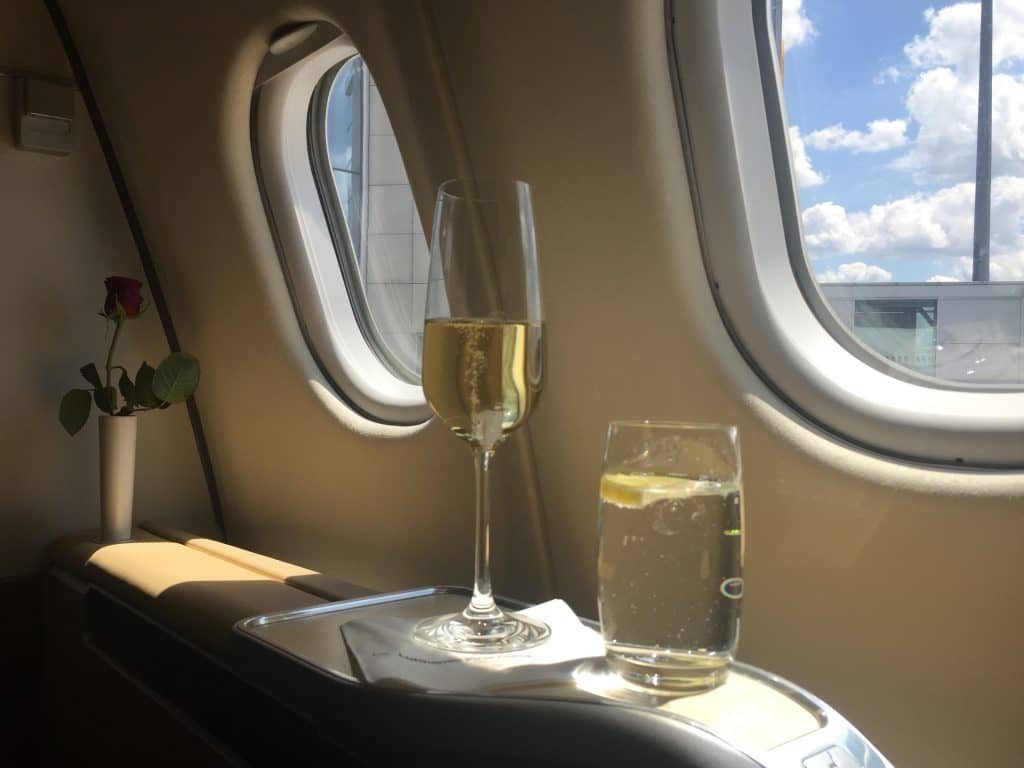 Lufthansa First Class buchen - Mit Meilen ist es günstig möglich