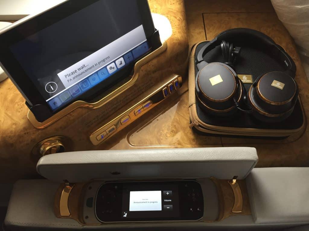 Emirates Kopfhörer