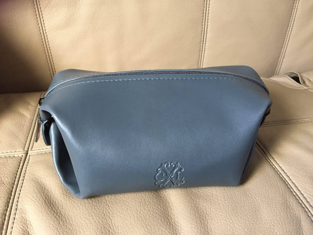 Etihad First Class Amenity Kit