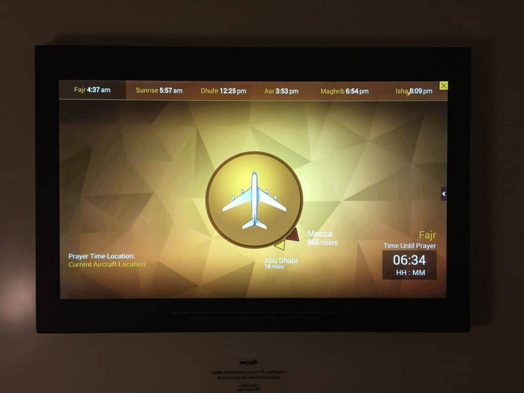Etihad Mecca Pointer