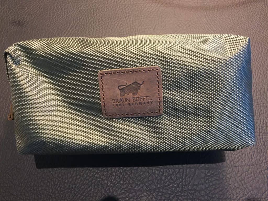 Lufthansa First Class Amenity Kit für Herren