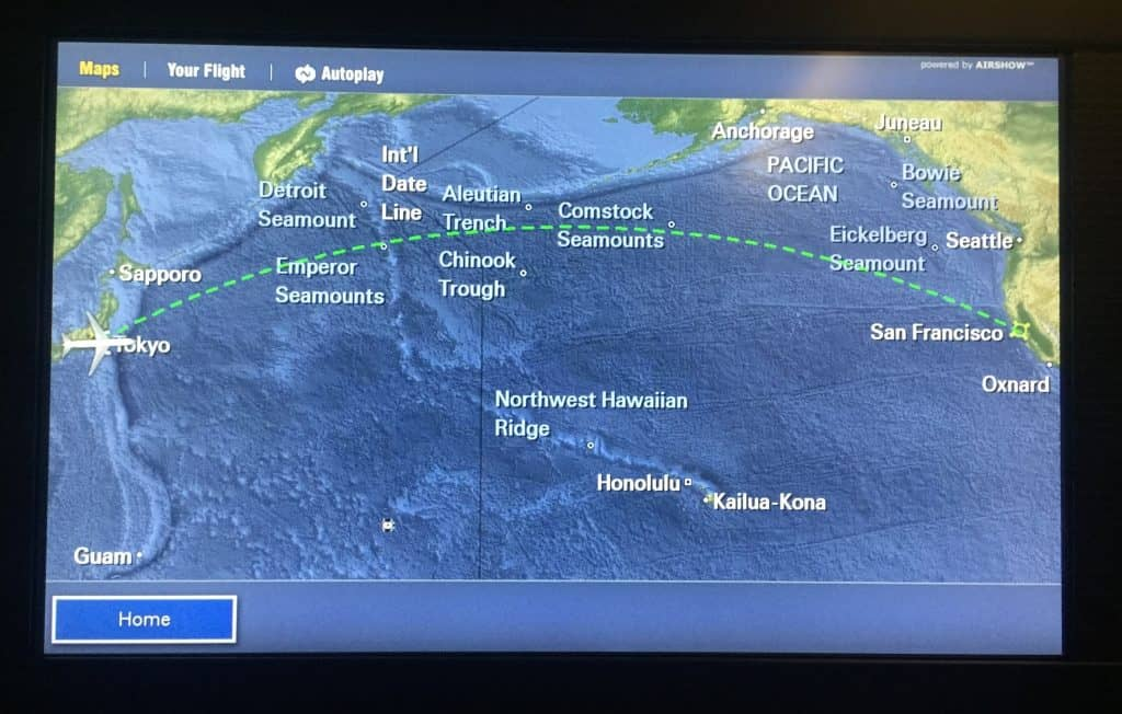 Japan Airlines Airshow