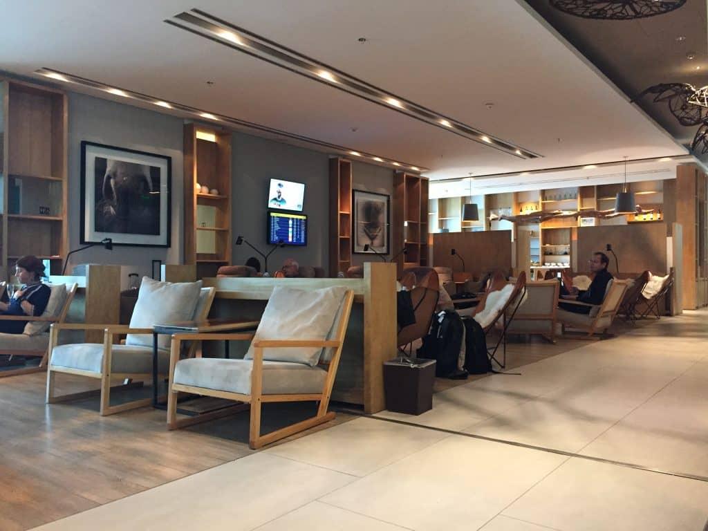 Star Alliance Lounge Flughafen Buenos Aires