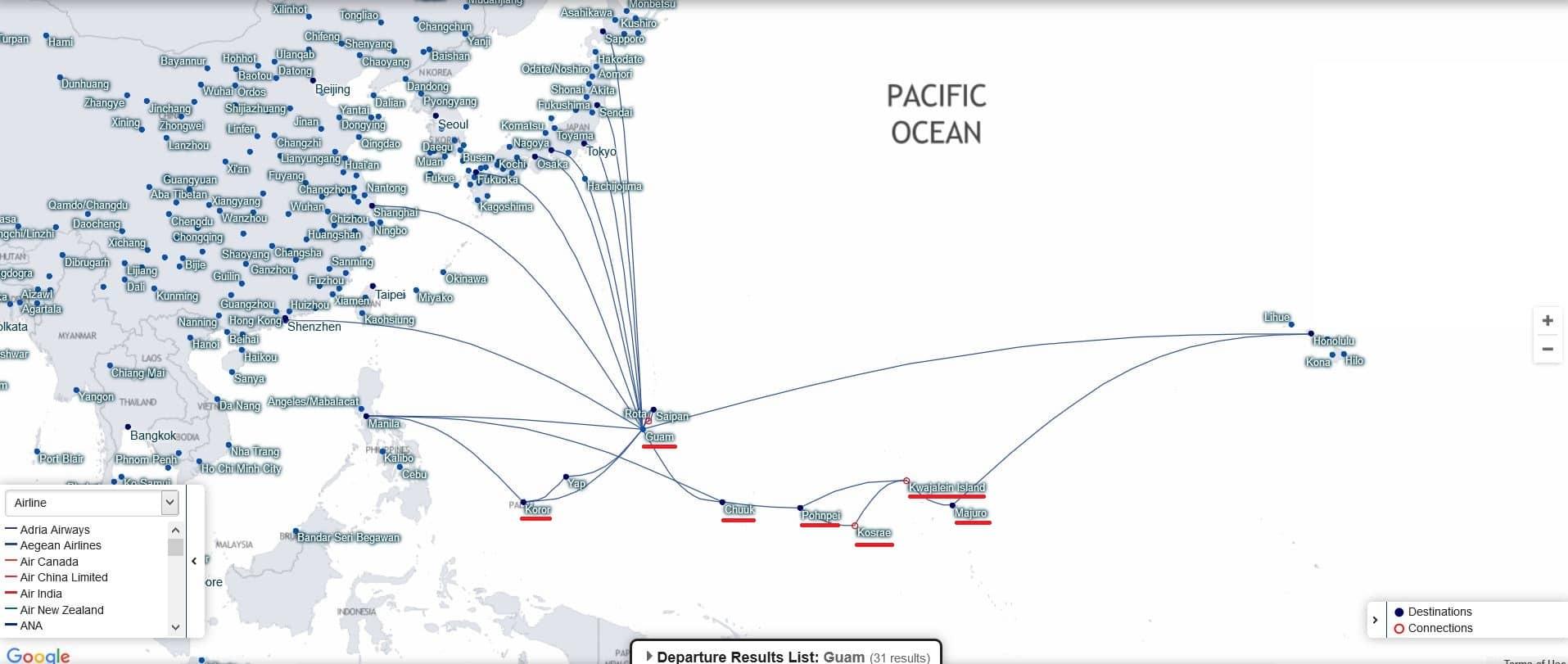 Die 10 spannendsten 5th Freedom Flüge der Welt und wie man sie mit ...