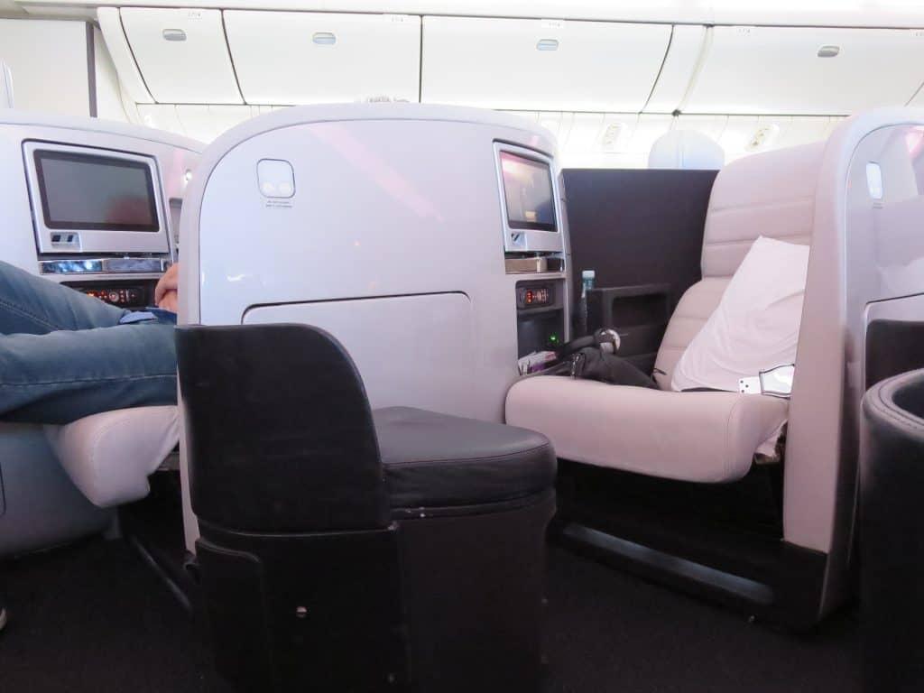 Air New Zealand Boeing 777-200 Business Class