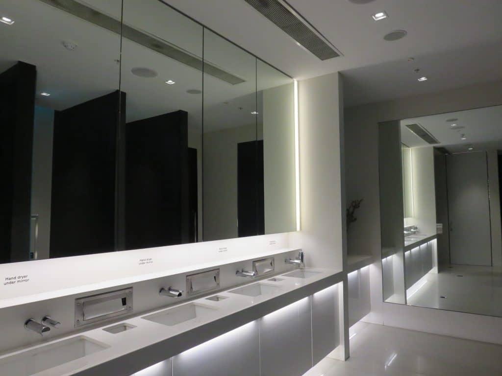 Air New Zealand Sydney International Lounge WC