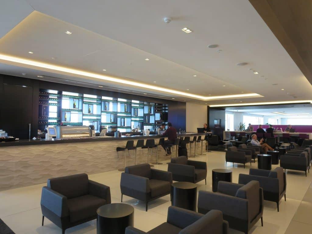 Air New Zealand Sydney International Lounge Bar