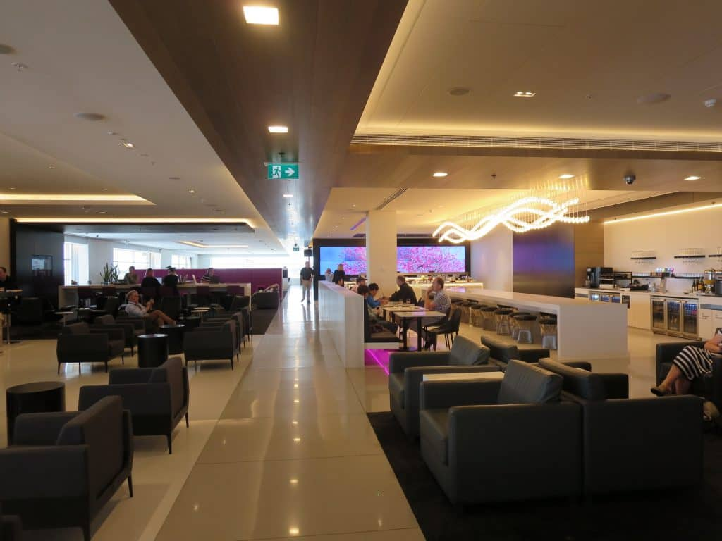 Air New Zealand Sydney International Lounge