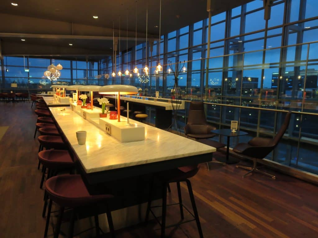 Stockholm Arlanda Lounge