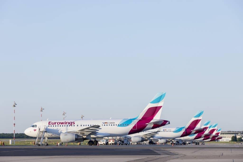 &copy Eurowings