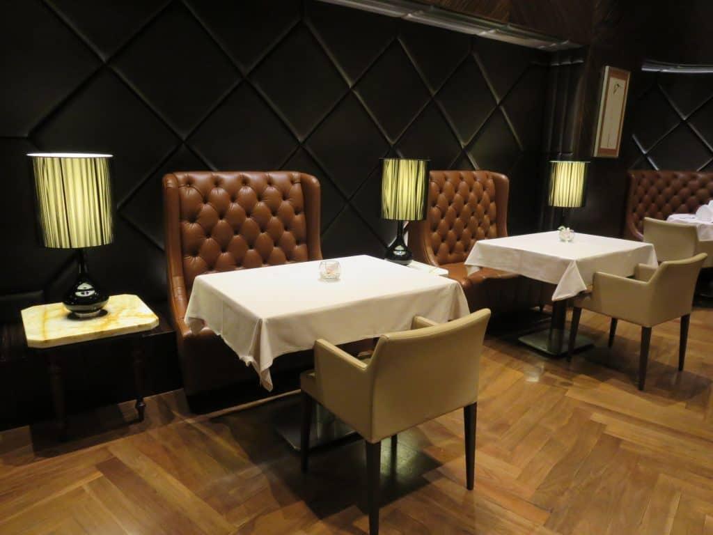Der Singapore Airlines Private Room ist die exklusivste Lounge von Singapore Airlines