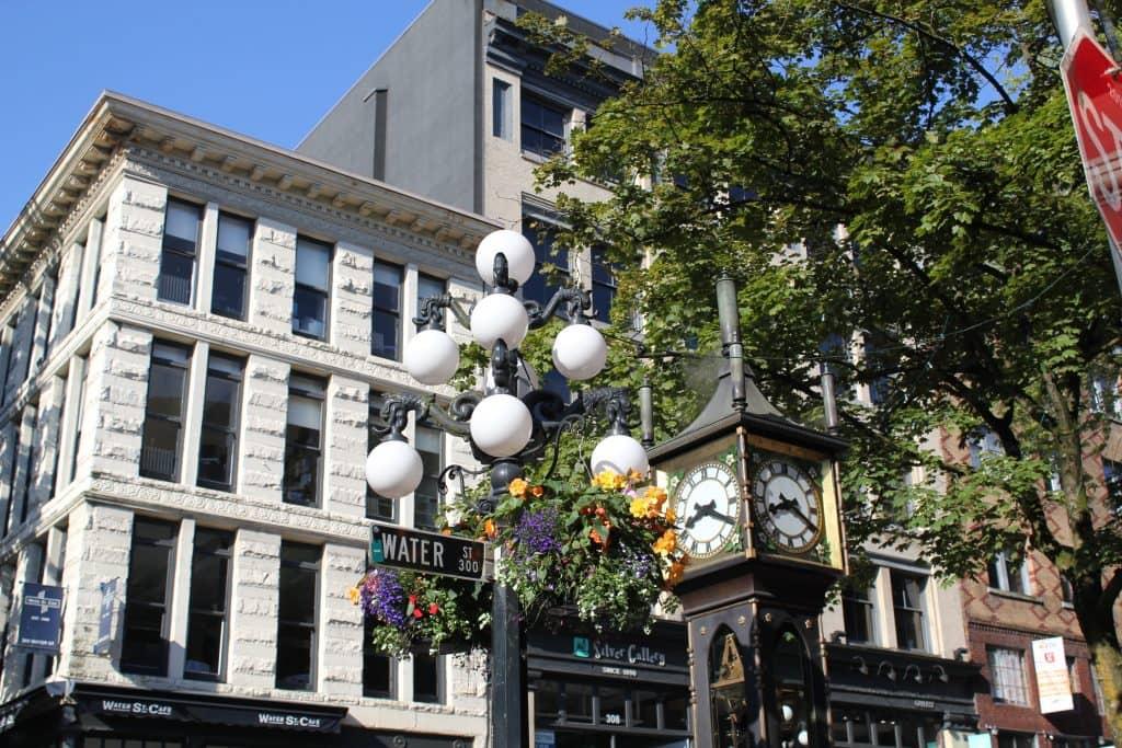 Eines der Miles & More Meilenschnäppchen Oktober 2018: Vancouver