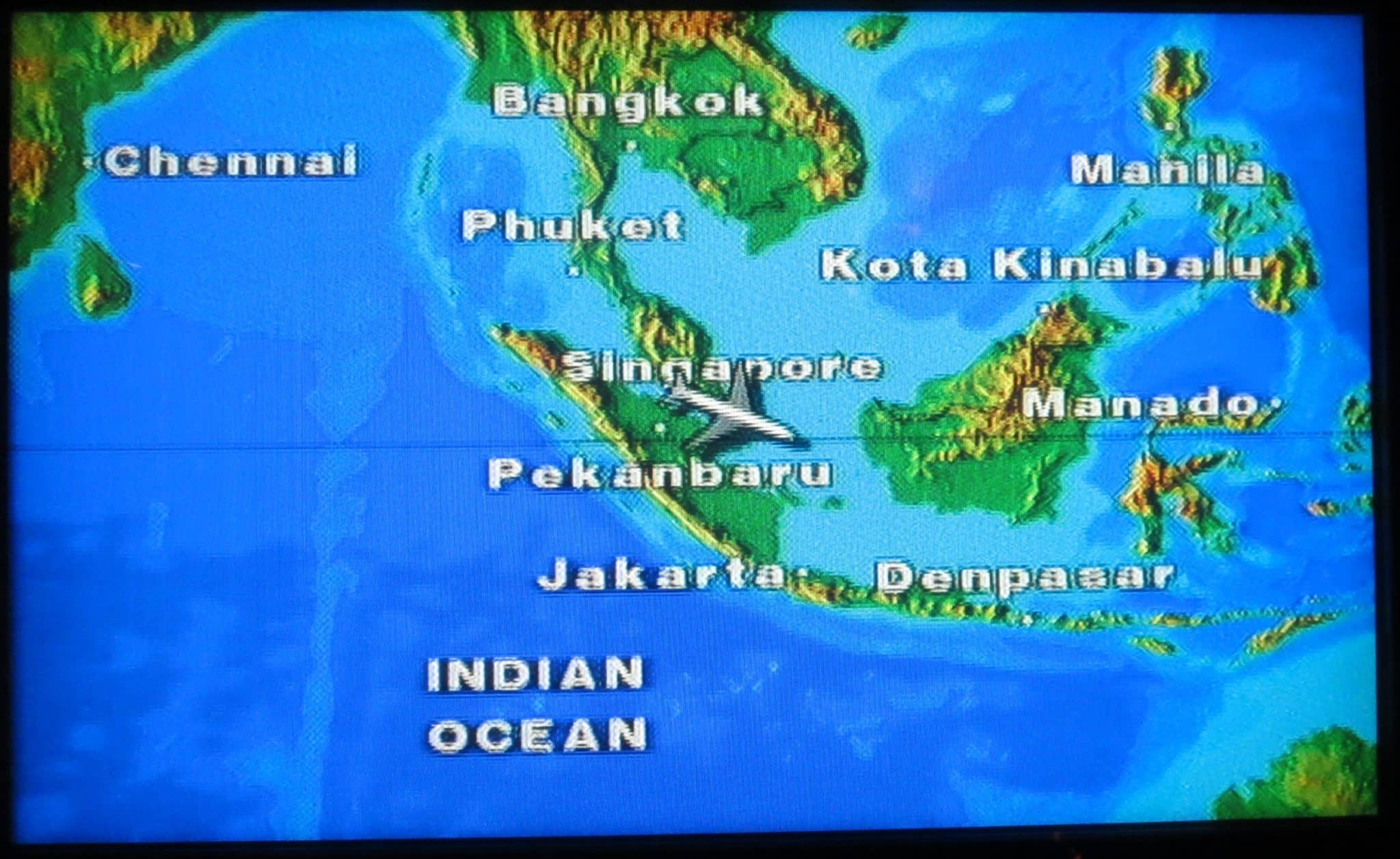 Singapore Airlines Flightshow