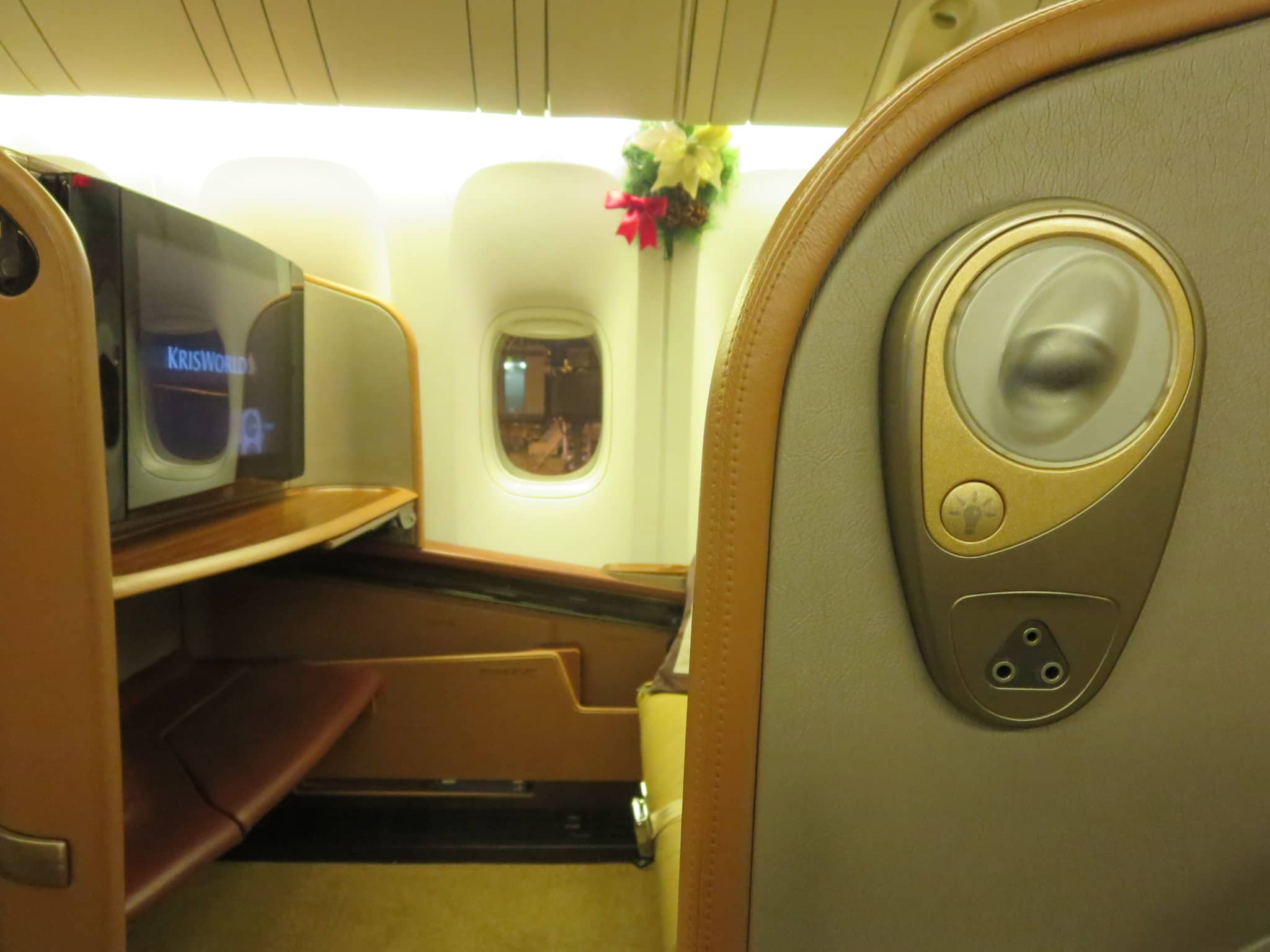 Singapore Airlines First Class Lampe