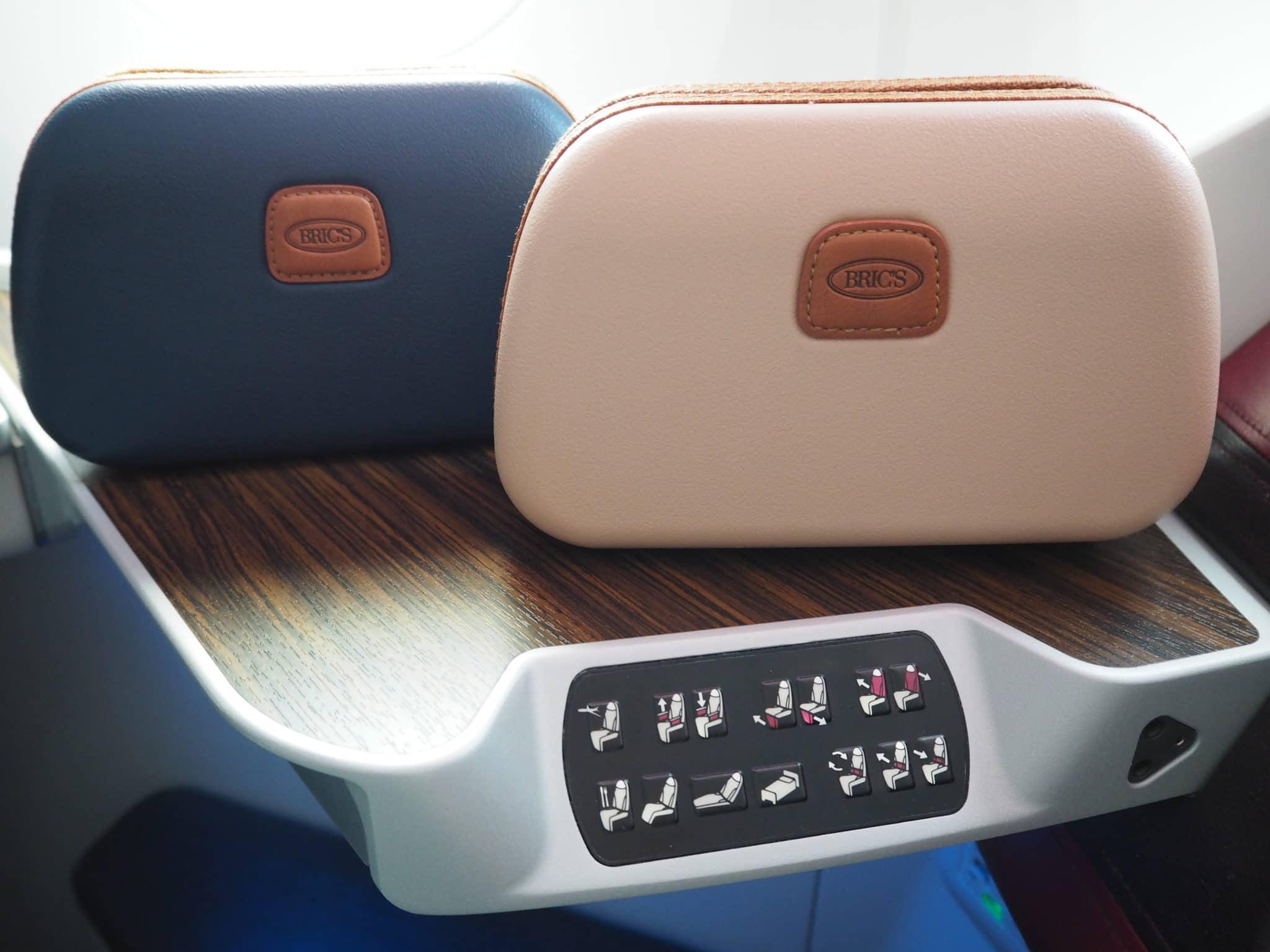 Qatar Airways Business Class Amenity Kits