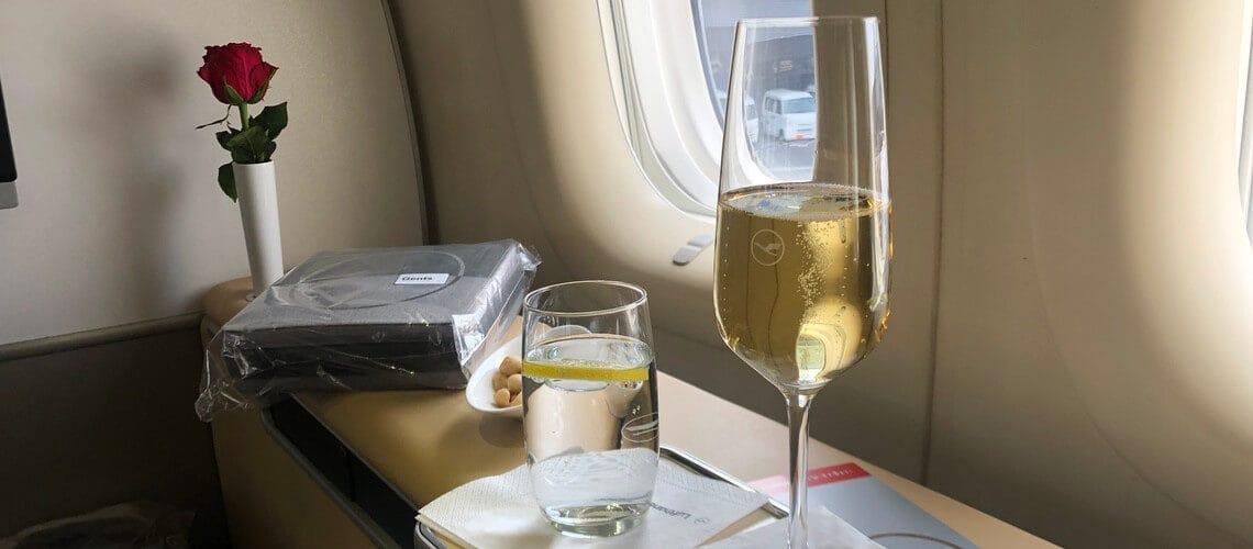 Slider Lufthansa First Class 1