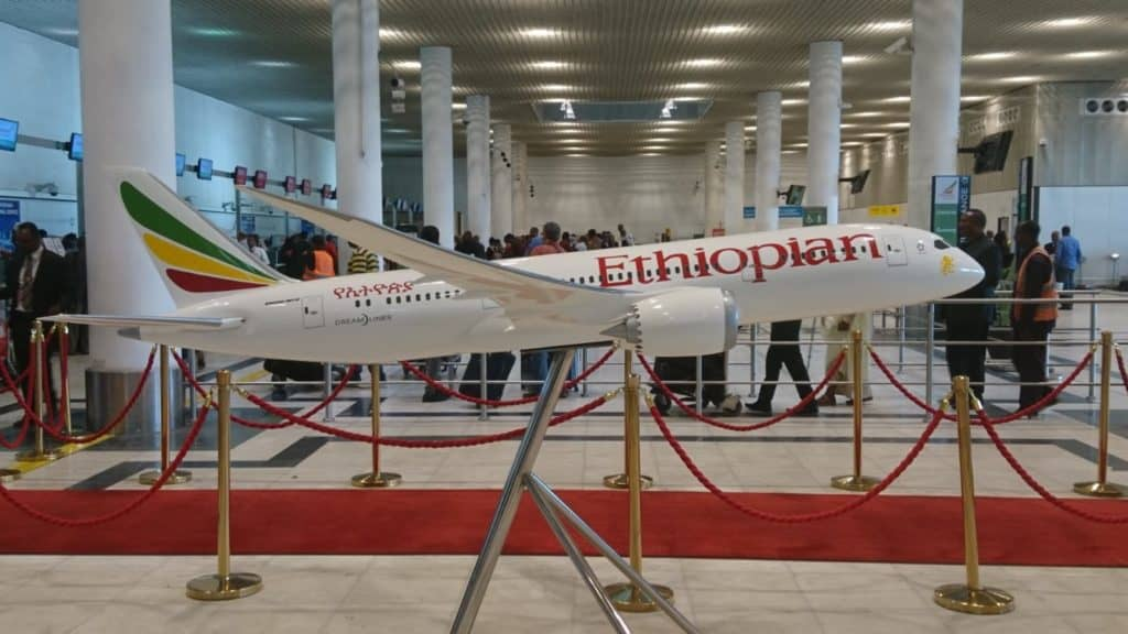 Eine unliebsame Situation bei der Einreise am Flughafen Addis Abeba