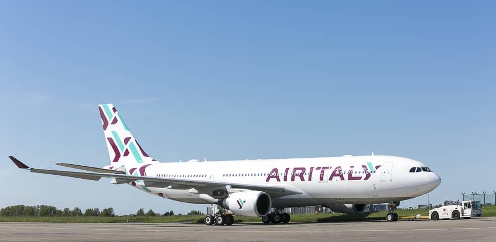 &copy Air Italy