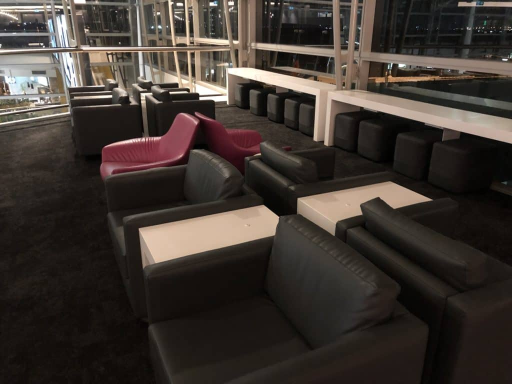 Air New Zealand Brisbane International Lounge Sessel