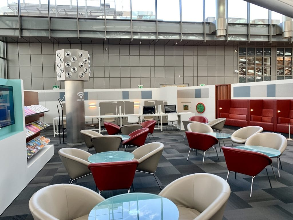 Airport Lounge Hamburg