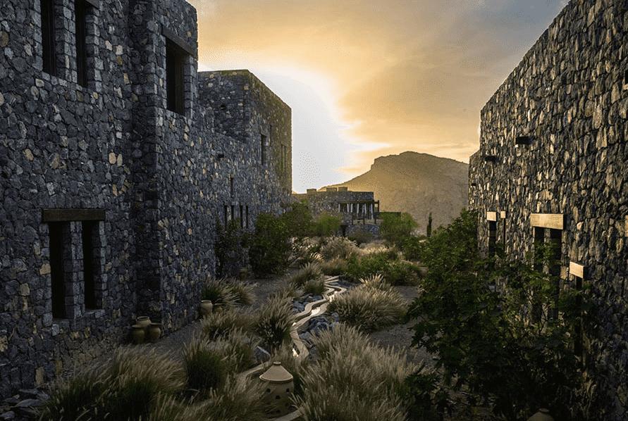 Das Alila Jabal Akhdar im Oman wird am 15. Juli zu World of Hyatt stoßen