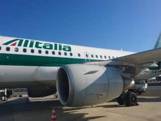 Seit Jahren steht die Alitalia vor der Einstellung des Flugbetriebs