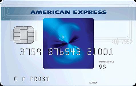 American Express Blue Card Oesterreich