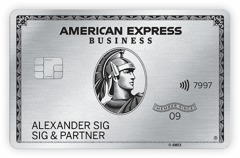relaunch der american express business platinum. Black Bedroom Furniture Sets. Home Design Ideas