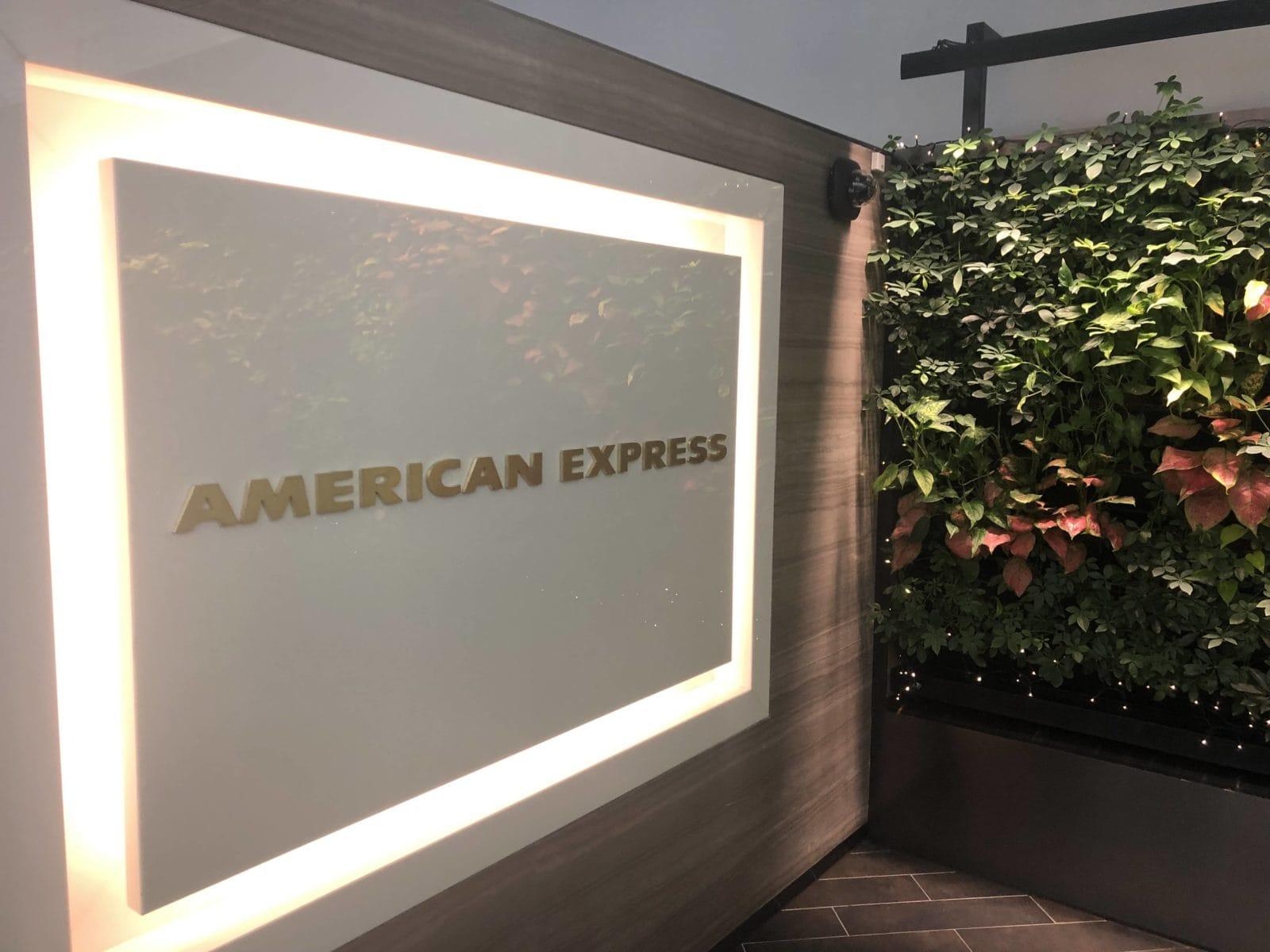 American Express Centurion Lounge Hong Kong Logo AMEX