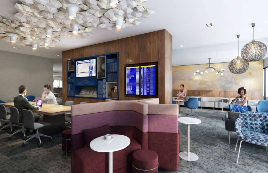 American Express Centurion Lounge Phoenix &copy Business Wire & Amex