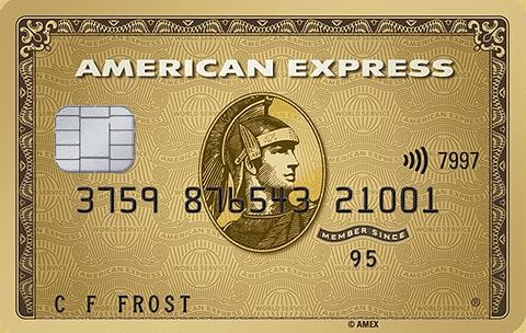 American Express Gold Card Oesterreich