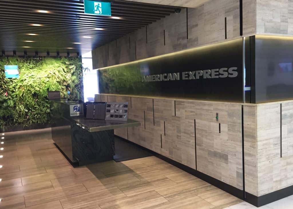 American Express Platinum Inhaber erhalten Zugang zu American Express Lounges, darunter zum Beispiel die American Express Lounge Sydney