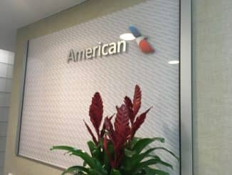 American Airlines Admirals Club London Heathrow Logo