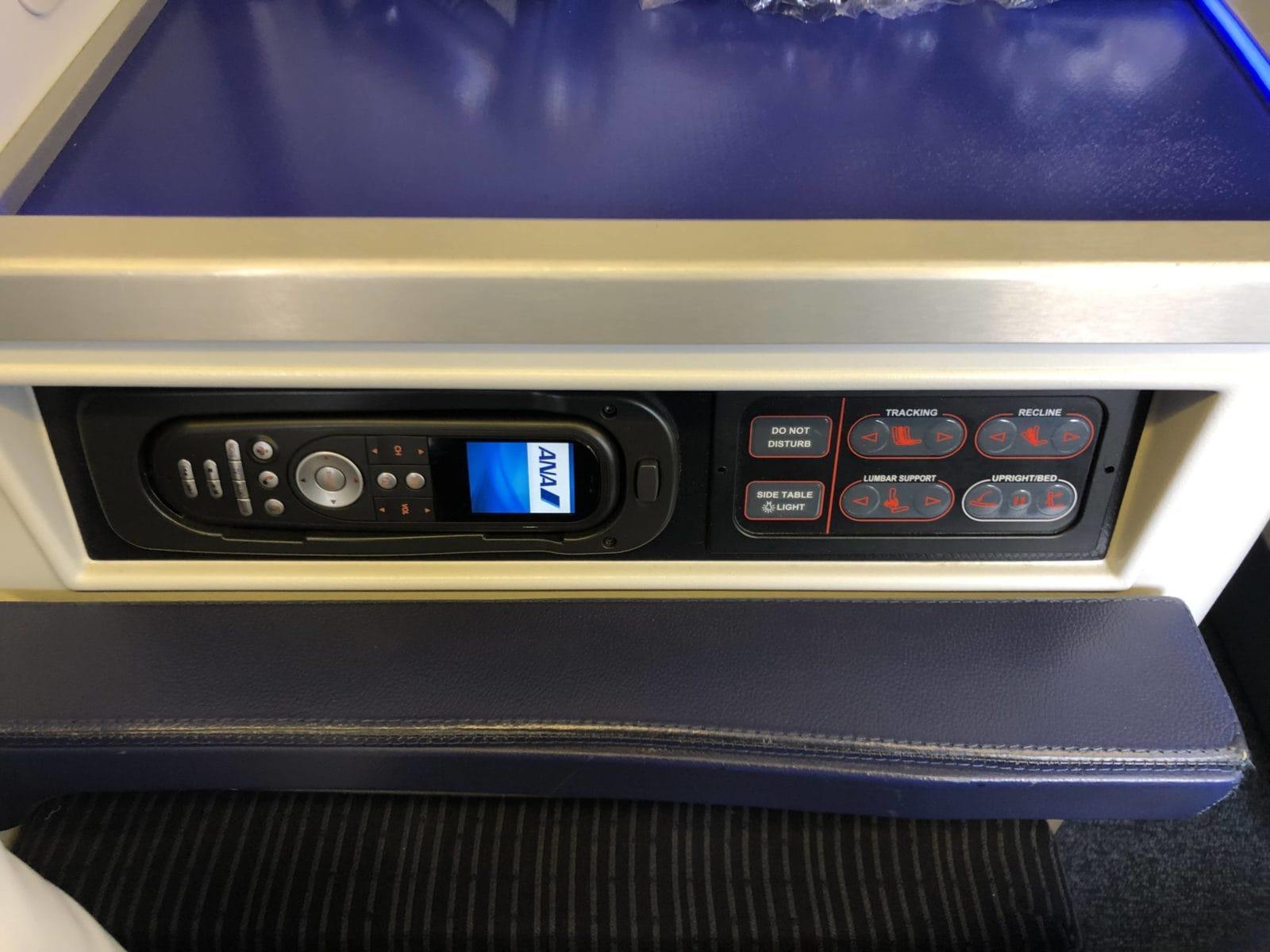 ana business class boeing 777 300 controller