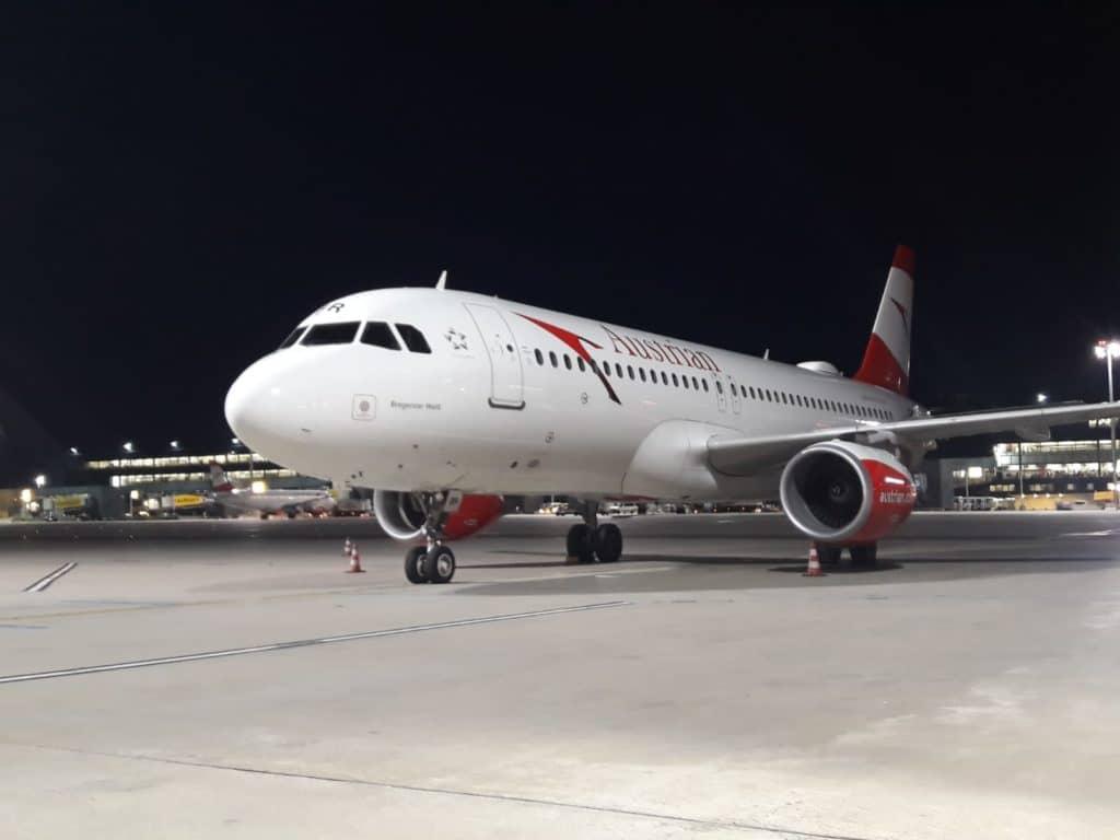 Im Sommerflugplan 2019 wird es mehr Austrian Airlines Flüge nach Paris, Amsterdam und Kopenhagen geben