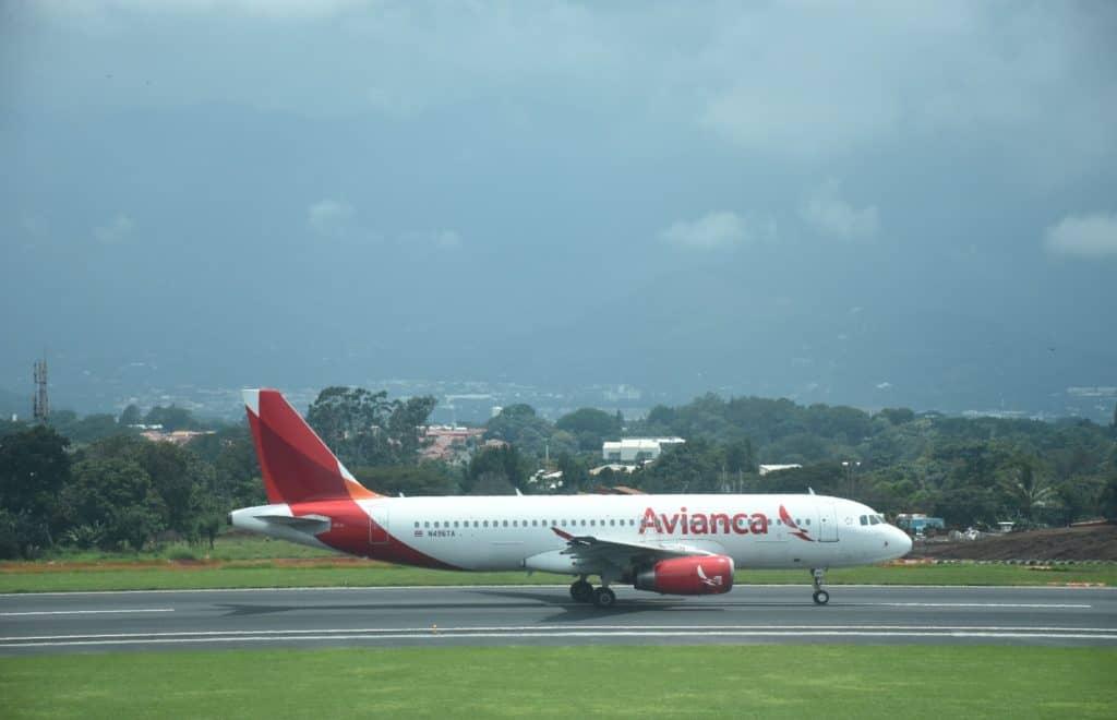 Die Maschinen der Avianca Brasil werden so schnell nicht mehr abheben
