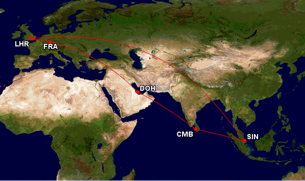 Wer Avios Stopover geschickt nutzt, spart nicht nur Avios, sondern sieht auch mehr von der Welt