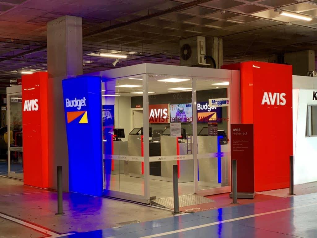 Mietwagenpromo von Avis und Iberia Plus