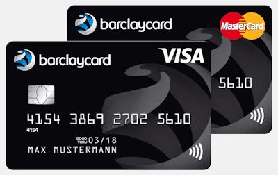 Das Barclaycard Platinum Double