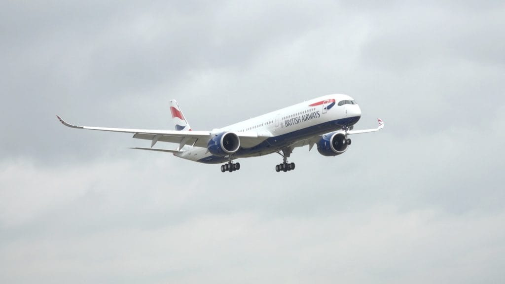Der British Airways droht ein Streik ihrer Piloten