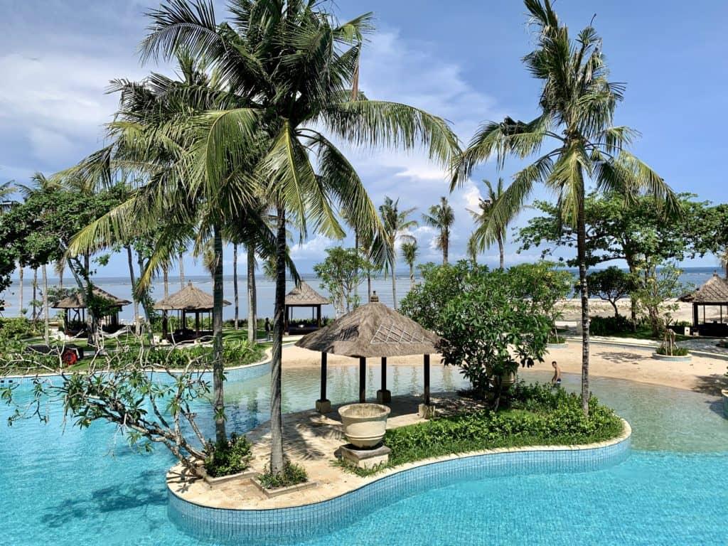 Das Conrad Bali - Nur eines von über 5.000 Hotels in unserer Liste aller Hilton Hotels weltweit