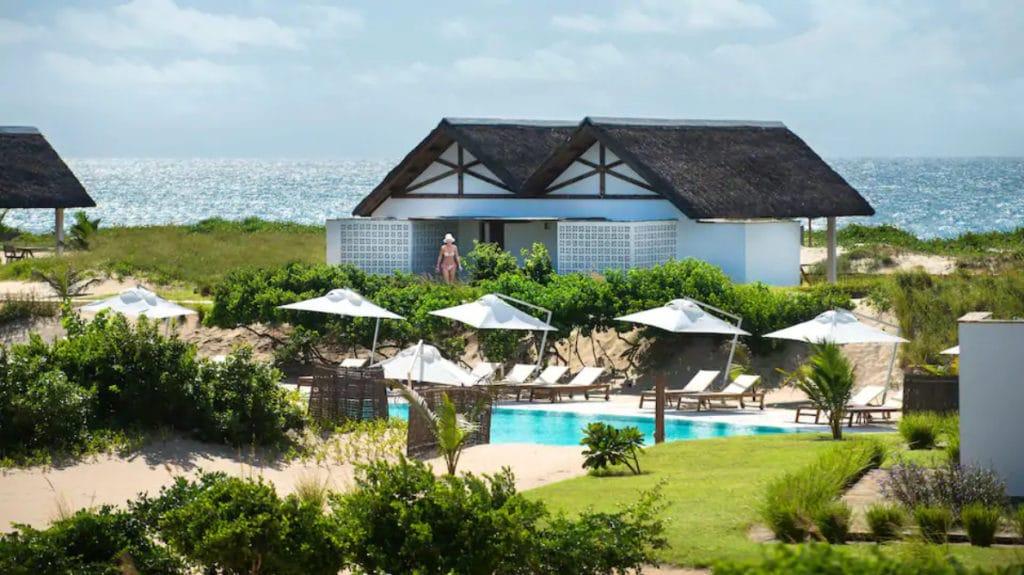Das Diamonds Mequfi Beach Resort gehört zu den SLH die bei Hyatt integriert sind