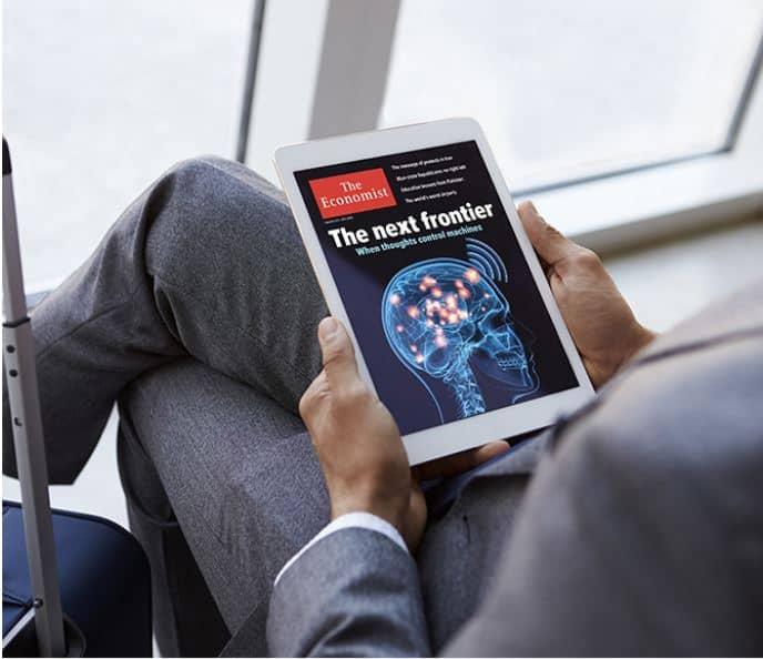 Bis zu 24.000 Miles & More Meilen mit dem Economist &copy Miles & More