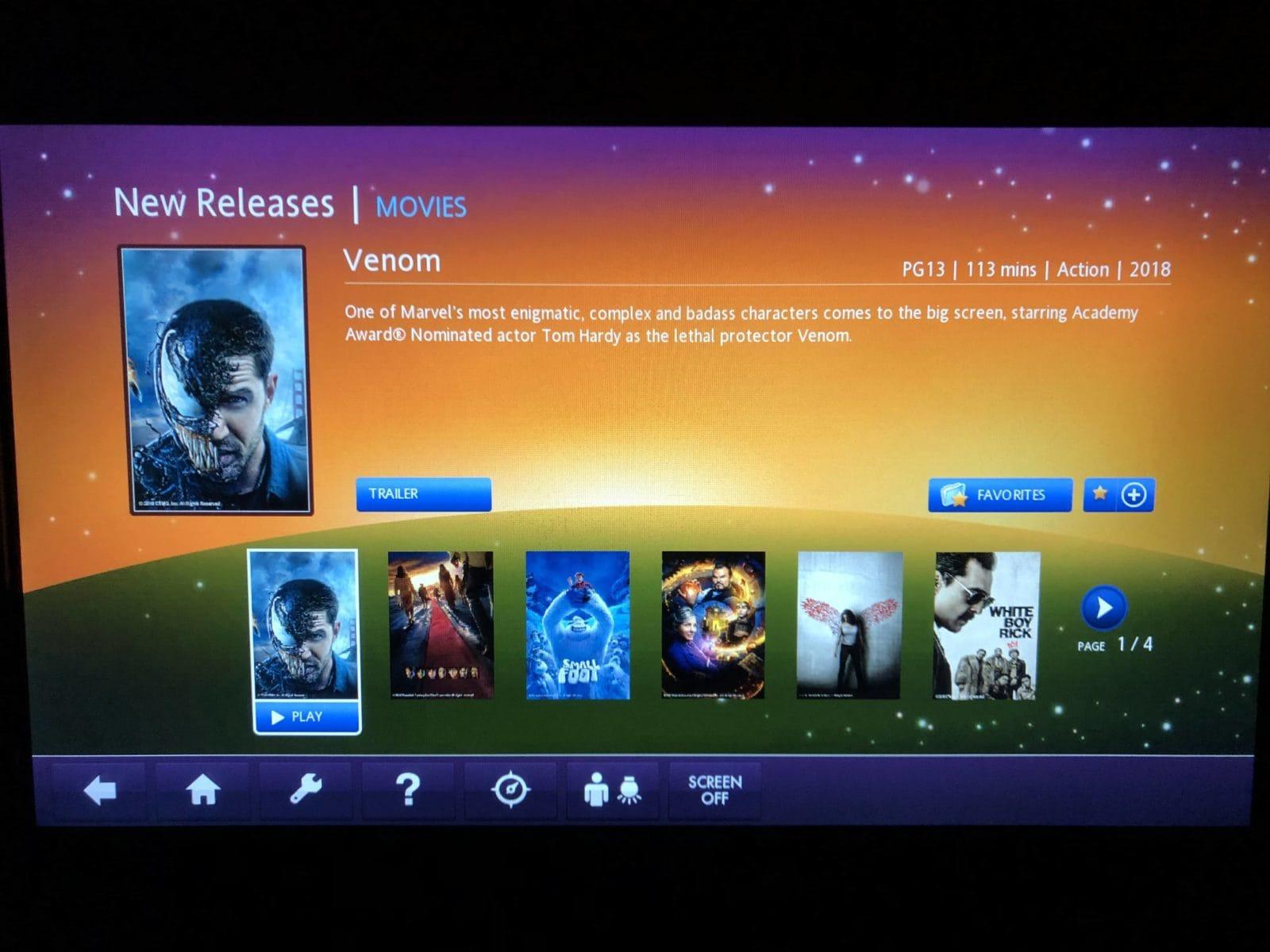 EVA Air Business Class A330-300 Neue Filme Seite 1