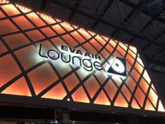 EVA Air Lounge The Star Eva Air Lounge